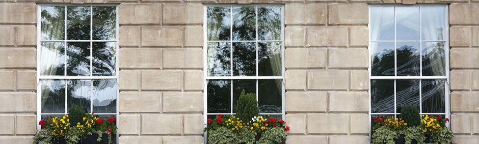 Draught proofing sash windows